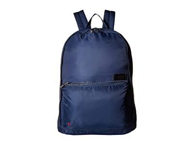 STATE Bags Nylon Lorimer Backpack (Navy) Backpack Bags