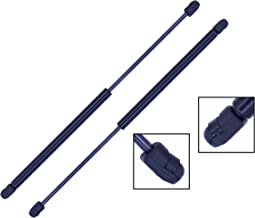 2 Pieces (SET) Tuff Support Hood Lift Supports 2008 To 2010 Ford F-250 / F-250 Super Duty/F-350 Super Duty/F-450 Super Duty