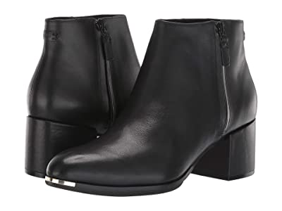 Cole Haan Grand Ambition Bootie (55 mm) (Black Leather) Women
