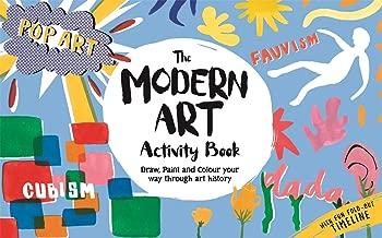 The Modern Art Activity Book (LOM ART activity books)