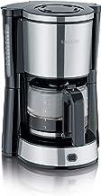 SEVERIN Koffiezetapparaat, aromatische koffie met koffiezetapparaat voor maximaal 10 kopjes, filterkoffiemachine met zwenk...