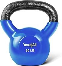 Best 50 lb leg weights Reviews