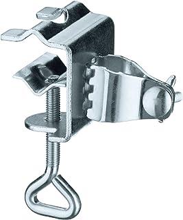 Schneider Support pour Table Parasol Accessoires, Argent, 8,5x6x11 cm