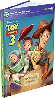 LeapFrog LeapReader Book: Disney Pixar Toy Story 3: Together Again (works with Tag) Packaging May Vary