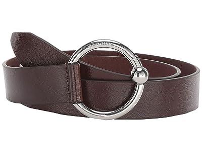 Rebecca Minkoff 31 mm O-Ring Belt (Earth) Women