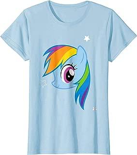 My Little Pony Large Rainbow Dash Profile Pose T-shirt