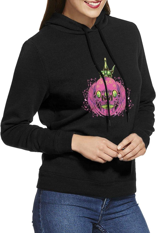 Ladies Hooded Sweatshirt No 2021 autumn and winter new Pocket mart Drawstr