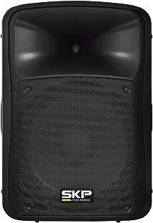 SKP PRO AUDIO SK-5P BT BK Professional Bluetooth Powered Loudspeaker, 15