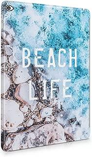 Beach Life Sea Ocean Plastic Tablet Snap On Back Cover Shell For iPad Air 2