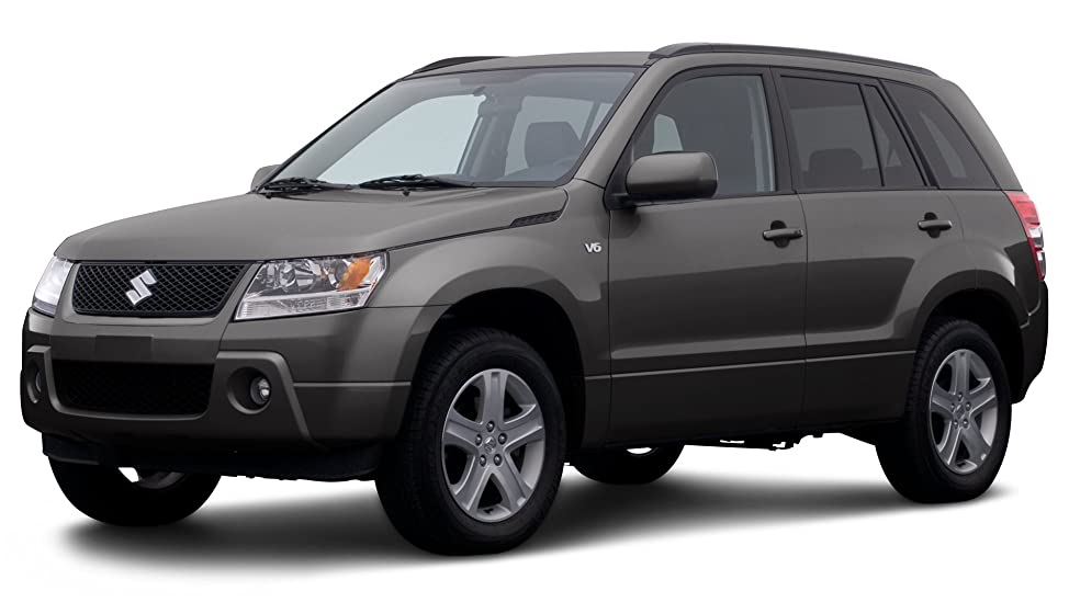 2007 suzuki grand vitara reviews images and specs vehicles. Black Bedroom Furniture Sets. Home Design Ideas