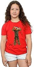 Star Wars Girls Chewbacca Christmas Lights T-Shirt