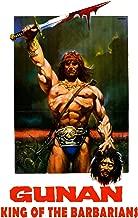 Gunan King Of The Barbarians