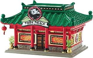 Department 56 Snow Village Panda Palace Lit House