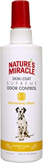 Nature's Miracle Skin And Coat Supreme Odor Control Honey Sage 4 In 1 Spray 236ml