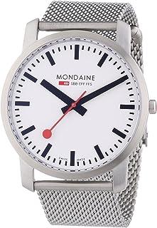 Mondaine 瑞士国铁表 瑞士品牌 石英手表 男士腕表 A638.30350.16SBM