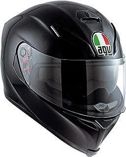AGV Unisex-Adult Full-face-Helmet-Style Motorcycle (Black, X-Large)