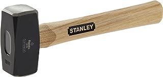 Stanley 1-54-051 Sledge Hammer, Black/Brown, 1000 g