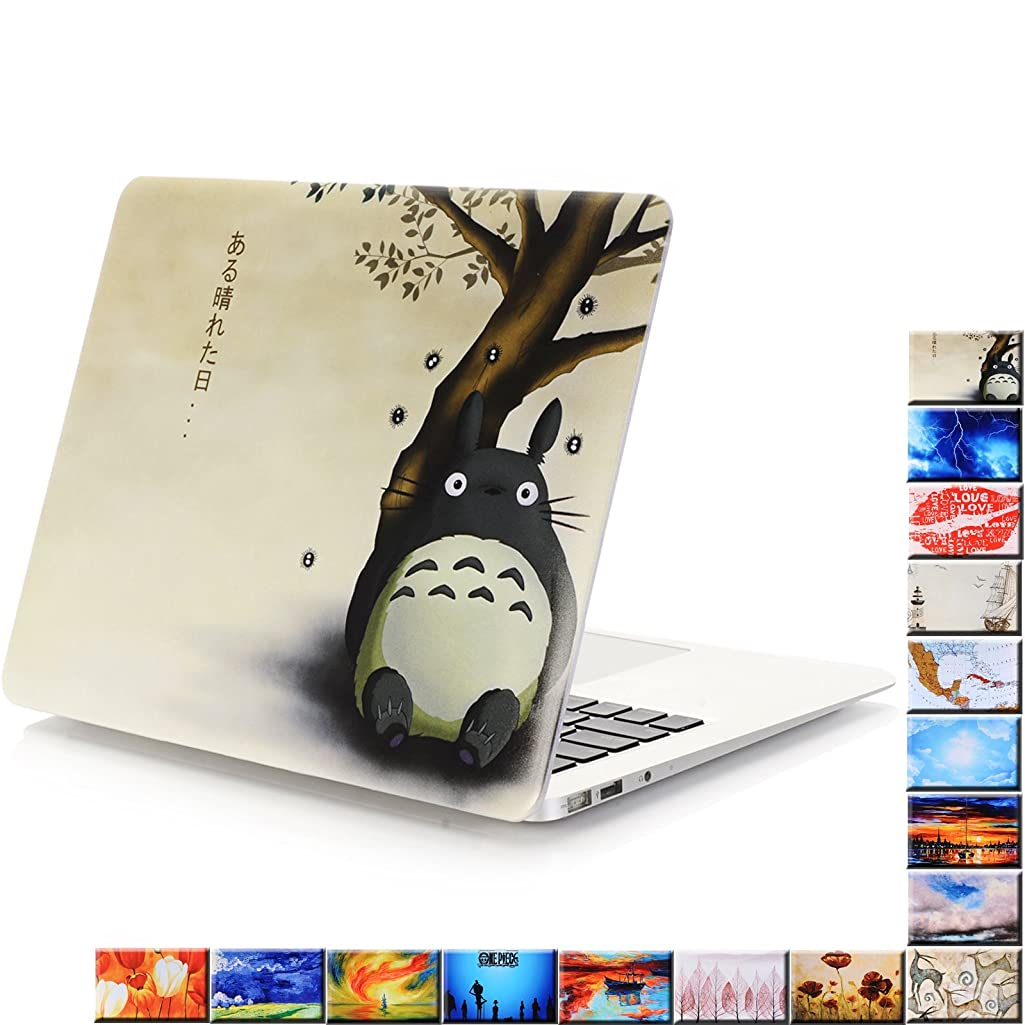 YMIX  Plastic Cover Snap on Hard Protective Case for Macbook Pro 15