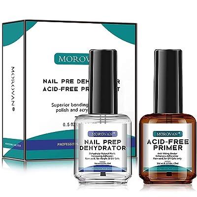 Morovan Professional Natural Nail Prep Dehydrator