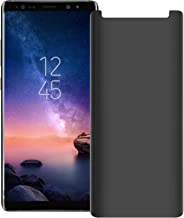 Galaxy Note 9 Screen Protectors,Maxmore Bella 9H Hardness Privacy Tempered Glass Film (Case Friendly Updated Design) 3D Curved Anti-Spy Screen Protectors,for Samsung Galaxy Note 9 (6.4