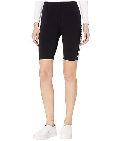 Vans Fair Well Bike Shorts (Black) Women