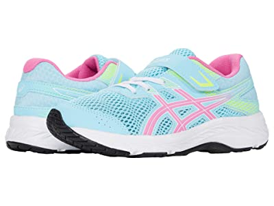 ASICS Kids GEL-Contend 6 (Toddler/Little Kid) (Ocean Decay/Dargon Fruit) Girls Shoes