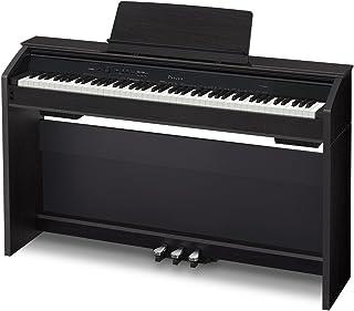 Casio Px860 BK Privia Piano de maison numérique Noir avec bloc d'alimentation