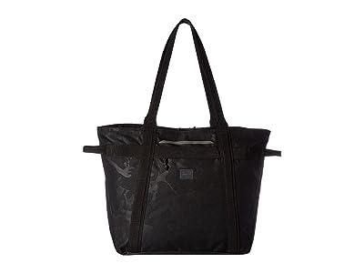 Herschel Supply Co. Alexander Zip (Black/Tonal Camo) Tote Handbags