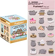 Pusheenosaurus, Strawberry Banana Westwood Products Pusheen 13 Plush with Puffy Pusheen Sticker Book