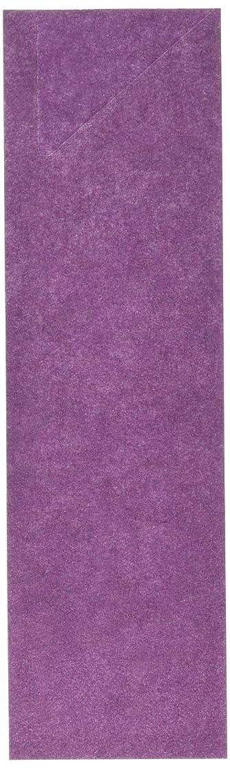 指紋胃木材アオト印刷 箸袋「古都の彩」 柾紙 若紫 №4523 柾紙 日本 (500枚束シュリンク) XHK2502