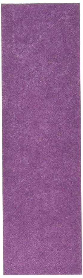 奇妙なオン受け入れたアオト印刷 箸袋「古都の彩」 柾紙 若紫 №4523 柾紙 日本 (500枚束シュリンク) XHK2502