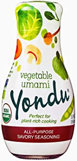 Yondu Vegetable Umami – Premium Plant-based Seasoning Sauce – All-Purpose Instant Flavor Boost, Better Than...