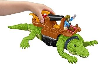 Fisher-Price Imaginext Walking Croc & Pirate Hook
