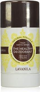 (Fresh Vanilla Lemon) - Lavanila The Healthy Deodorant, Fresh Vanilla Lemon, 2 Fluid Ounce