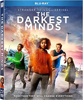 The Darkest Minds   Blu-ray   Arabic Subtitle Included