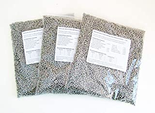 Nutricote 18-6-8 180 Day 3 Pound. Time Release Fertilizer for Orchids, Nursery, Greenhouse, Foliage, Landscape, Bedding, Potted Plants.