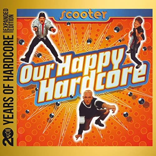 Our happy hardcore playlist