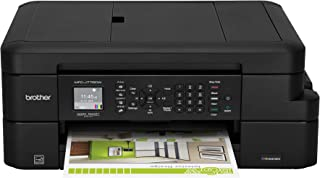 Brother Inkjet Printer, MFC-J775DW, Amazon Dash Replenishment Enabled (Renewed)