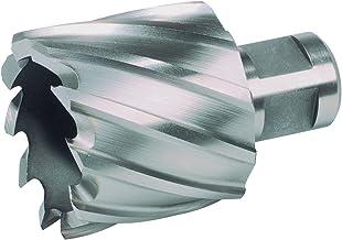 Ruko 108215E Broca hueca HSS Co 5 Cobalto, vástago Weldon (15 mm)