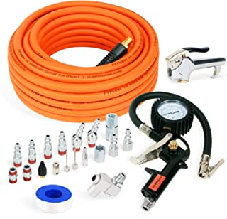accessory air compressor orange