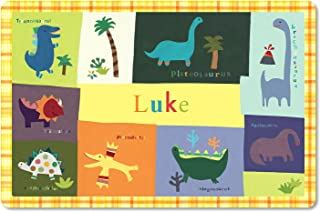 Personalized Placemat Craft Mat Dinosaur