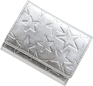 極小財布 ミニ財布 星型押し 牛革 三つ折り 本革 BECKER(ベッカー) 日本製 レディース メンズ