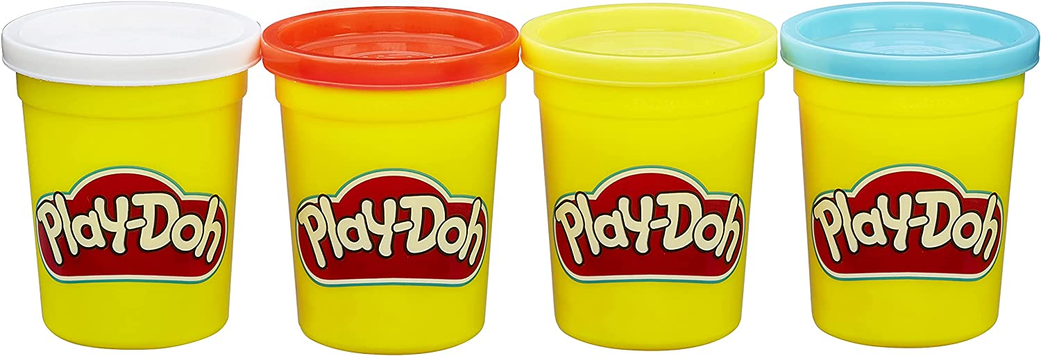 Play-Doh B6508 4 Pack Classic store oz Small Colors 16 Year-end annual account