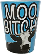 Moo Btch Shot Glass