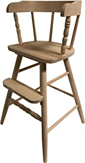 Solid Wood Sargent's Youth Chair with Several Finish...