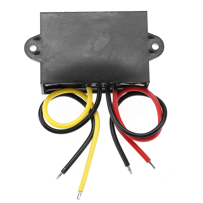12V / 24V / 36V / 48V a 5V 5A Módulo de fuente de alimentación reductora Módulo convertidor DC-DC Buck No aislado 25W Industrial de alta confiabilidad para dispositivos eléctricos de 5V