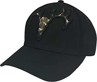 Field /& Stream Mens Waxed Skull Mesh Hat Brown,OneSize