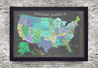 Best us national parks map Reviews
