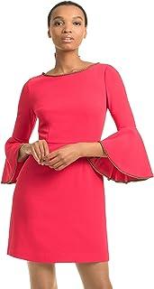 فستان ترينا ترك للنساء مزخرف بروملي كم جرس