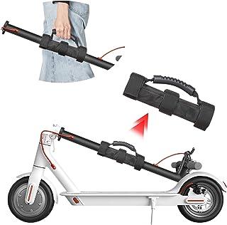 Atuka Scooter Maniglia per Il Trasporto Maniglia per Il Trasporto a Mano Portatile Cinghie Maniglie Bende per Xiaomi Mijia...